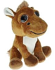 """Amazon Brand - Jam & Honey - 7"""" (18cm) Bright Eye Horse"""