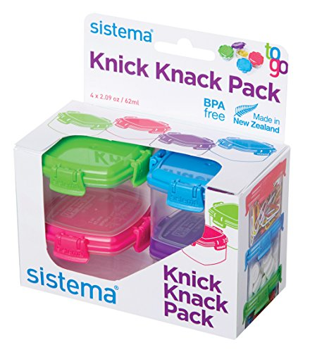 sistema-to-go-knick-knack-pack-62-ml-multi-colour-pack-of-4