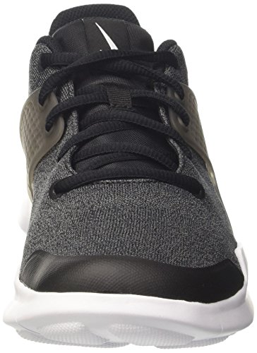 Nike Arrowz, Scarpe da Ginnastica Basse Uomo Nero (Black/white-dark Grey)