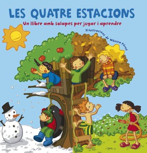 Les quatre estacions (Catalan Edition) por Moni Pérez