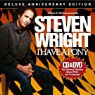 I Have a Pony (CD/DVD) by Steven Wright