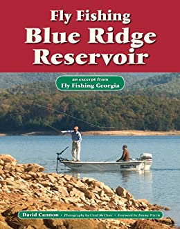 Fly fishing blue ridge reservoir an excerpt from fly for Lake blue ridge fishing