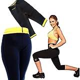 Pink Pari Hot Shaper Body Sweat Slimming Fat Burner Power Knee Pant Capri