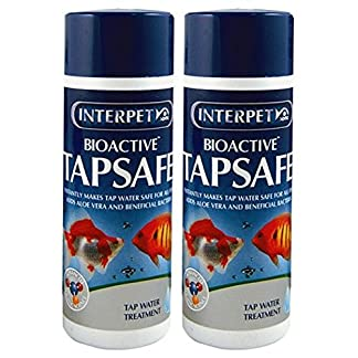 (2 Pack) Interpet - Bioactive Tapsafe 125ML 13