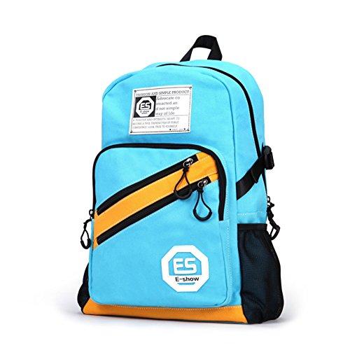 Leinwand Schulter/Japan-korea-freizeit-paket/College Wind Studenten-tasche/Reise-rucksack-B B