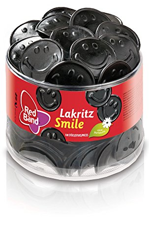 Red Band Lakritz-Smile Dose