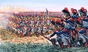 Italeri 6072S  - Guerras Napoleónicas - Francés Grana Diers