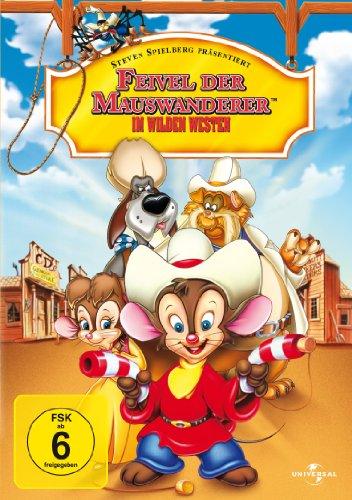 Bild von Feivel, der Mauswanderer im Wilden Westen