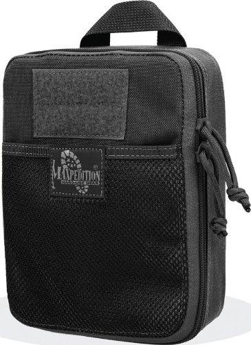 Maxpedition Beefy Pocket Organizer Tasche, Schwarz, Einheitsgröße