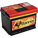 Autobatterie 60AH 12V Banner Power Bull P6009 ersetzt 54Ah 55Ah 56Ah Starter Batterie