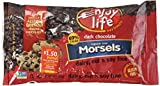 Enjoy Life Morsels Regular Sized Dark Chocolate -- 9 oz