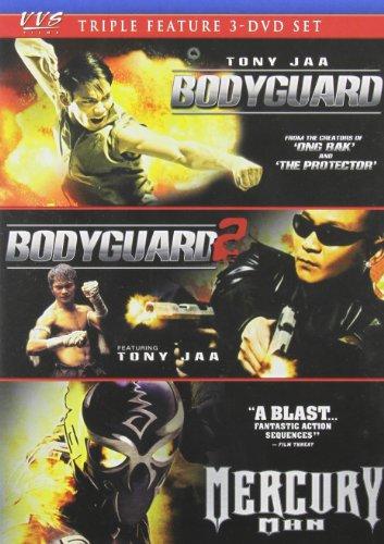 Bodyguard / Bodyguard 2 / Mercury Man (Triple Feature)