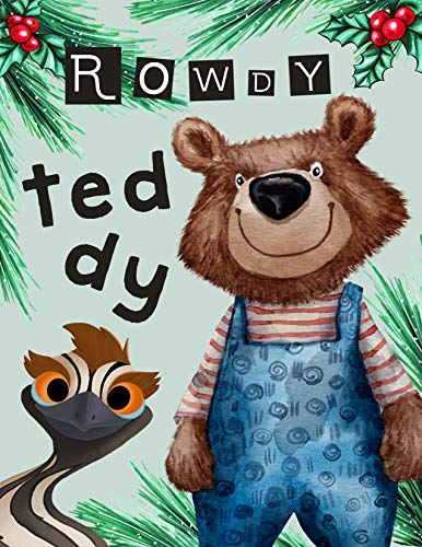 Toto 8 (Rowdy Teddy: children book about bears children books by age 6-8 (BedTimeStory 1) (English Edition))