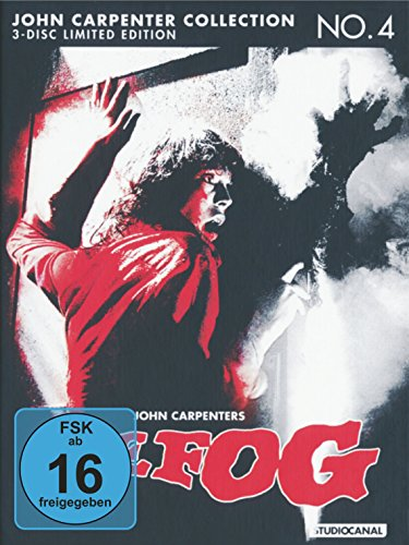 The Fog - Nebel des Grauens [Blu-ray] [Limited Edition]