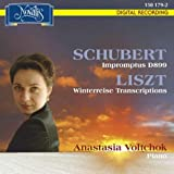 Schubert: Impromptus/Liszt: -
