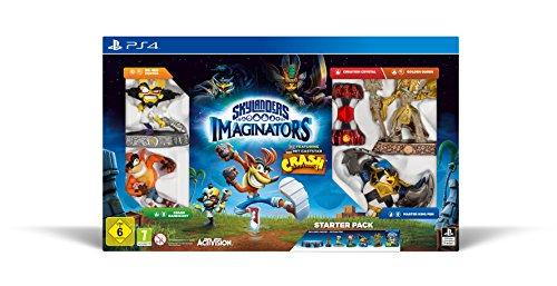 Skylanders Imaginators: Starter Pack - Crash Edition - [PlayStation 4]