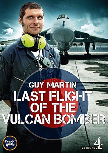 Guy Martin: Last Flight of the Vulcan Bomber [DVD] [UK Import] Fish Tank Dvd Für Tv
