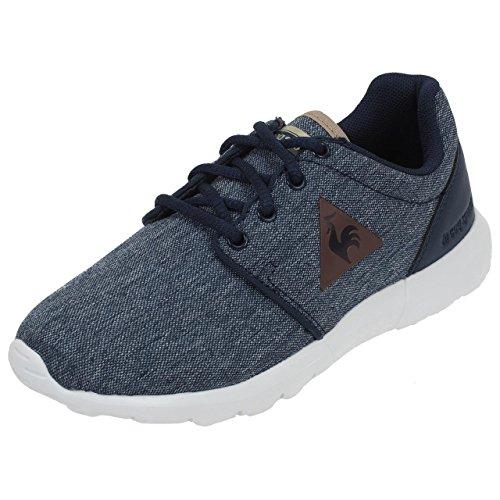 Le coq sportif - Dynacomf jr craft - Chaussures mode ville - Gris clair - Taille 30