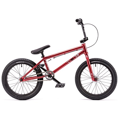 "wethepeople ""Curse 18"" 2016 BMX Rad - 18 Zoll / Metallic Red 