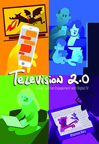 Television 2.0: Viewer and Fan Engagement with Digital TV (Digital Formations Book 102) (English Edition) por Rhiannon Bury