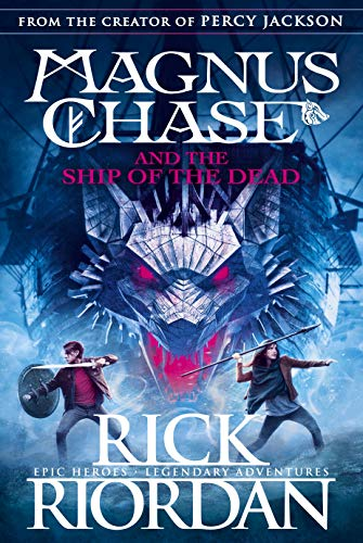 Magnus Chase and the Ship of the Dead (Book 3) (English Edition) (Antik-bits)