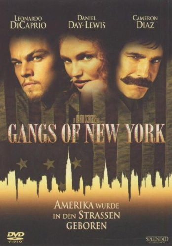 Gangs Of New York (Einzel-DVD)