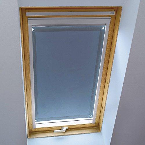 TRI Dachfenster-Sonnenschutz, Sichtschutz, Fensterabdeckung, Dachfensterrollo, Rolladen, Hitzeschutz, Verdunkelungsrollo, Plissee, Jalousien, Polyester