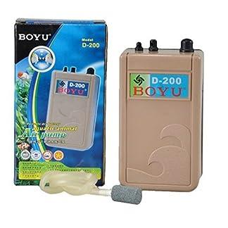 Battery operated portable Air Pump Aquariums Fish transport Fishing 51HmjGyrFbL
