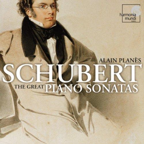 Schubert: Les grandes sonates pour piano