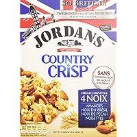 Jordans Céréales Country Crisp 550 g