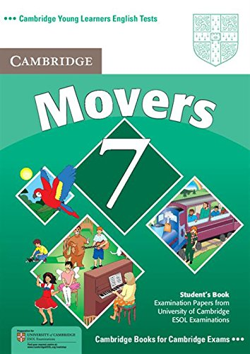 Cambridge young learners english test. 7 movers. Per la Scuola media