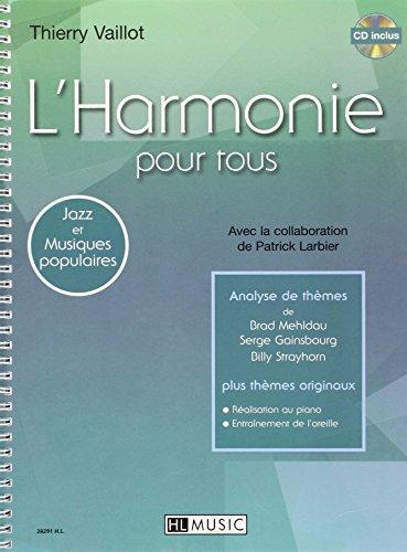 L'Harmonie pour Tous + CD --- Harmonie par Vaillot Thierry