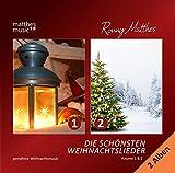 Die Schönsten Weihnachtslieder (2CDs - Vol. 1 & 2); Gemafreie instrumentale Weihnachtsmusik -