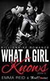 What A Girl Knows: (Billionaire Romance) (Book...