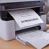 Betterpress Marmor-Papier Druckerpapier Marmor din a4, 90 g/m², 250 Stück, beidseitig grau marmoriert Urkunden Speisekarten Briefpapier