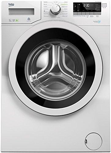BEKO wky51031ptmb3autonome Belastung Bevor 5kg 1000tr/min A + Weiß Waschmaschine–Waschmaschinen (autonome, bevor Belastung, weiß, drehbar, LED, Edelstahl)