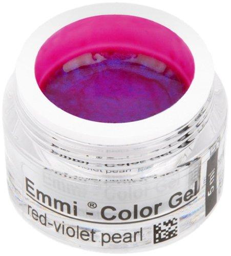 Emmi-Nail Red de Violet Pearl, 5 ml