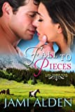 Fall To Pieces by Jami Alden front cover
