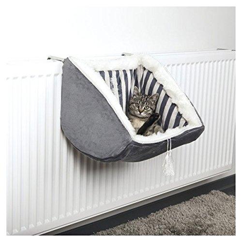 TRIXIE Cat Prince Liegemulde für Heizkörper, 38 × 30 × 3...