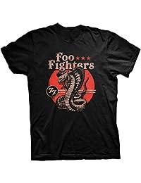 FOO FIGHTERS SNAKE TS