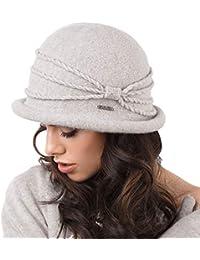 Kamea Venecja Dame Mütze Hut Wintermütze Kopfbedeckung