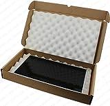Versand-Box für LCD/LED-Bildschirm 43,2 cm [17 Zoll] / 38,1 cm [15 Zoll] / 35,6 cm [14 Zoll] + Schaumstoff-Protektoren:46 x 26 x 6 cm.