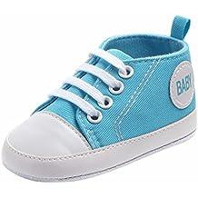 Calzado Deportivo para niños, Bebés recién Nacidos Bebés y niñas Zapatos sólidos Antideslizantes