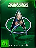 Star Trek: The Next Generation - Season 4 (Steelbook, exklusiv bei Amazon.de) [Blu-ray] [Limited Collector's Edition] [Limited Edition]