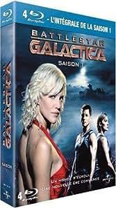Battlestar Galactica - Saison 1 [Blu-ray]
