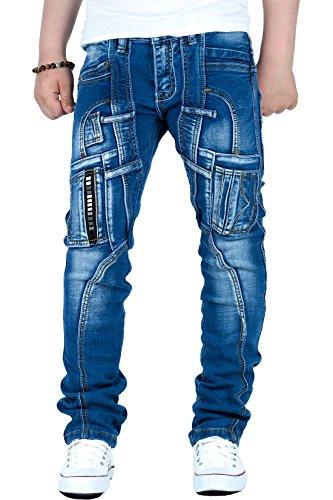 Jungen Jeans Modell - RS102 Gr. 10 (US) = 134/140 (DE)