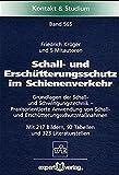 Image de Schall- und Erschütterungsschutz im Schienenverkehr: Grundlagen der Schall- und Schwingun