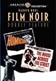 The House Across The Street / Homicide: WB Film Noir Double Feature