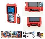 Kalea-Informatique –Tester CCTV per segnale video–Ampio display colore