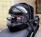 60cm bagages universel Bandes élastiques tendeurs Sangle Corde avec crochet pour moto/bagages